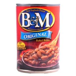 B&M Baked Beans | American | Buy Online | Food & Ingredients | UK | Europe